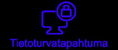Logo for tietoturvatapahtuma.fi